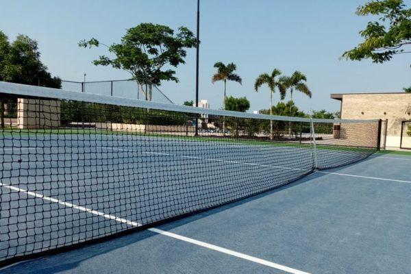redes deportivas de tenis
